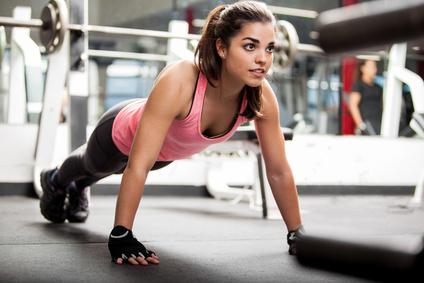 HIIT Workout - spielend abnehmen und in Form bleiben.